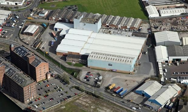 Thumbnail Light industrial to let in Units 7-14, Ocean Park, Dock Road, Wallasey