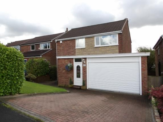 Thumbnail Detached house for sale in Hough Fold Way, Harwood, Bolton, Greater Manchester