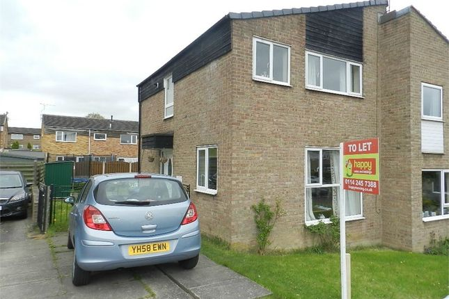 Thumbnail Semi-detached house to rent in Acacia Avenue, Chapeltown, Sheffield, South Yorkshire