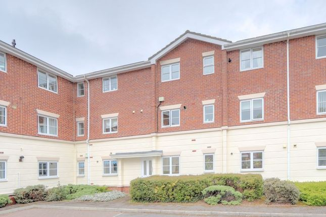 Thumbnail 2 bed flat to rent in Bayberry Mews, Middlesbrough