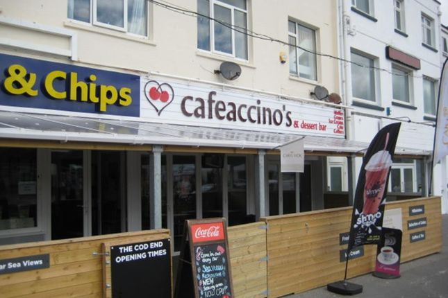 Restaurant/cafe for sale in Cliff Road, Newquay, Cornwall
