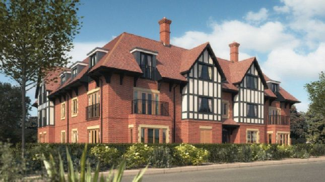 Thumbnail Flat for sale in Theodore House, Great Alne Park, Great Alne, Alcester, Warwickshire
