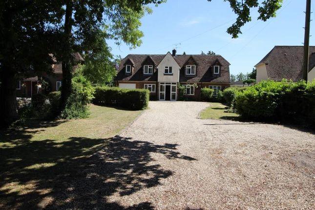 Thumbnail Detached house for sale in Halls Road, Tilehurst, Reading