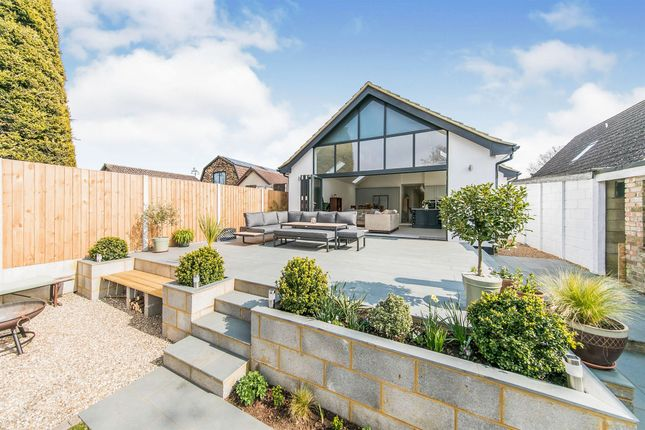 4 bed detached bungalow for sale in Playford Road, Rushmere St. Andrew, Ipswich IP4
