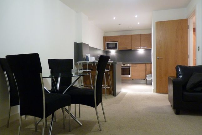 Thumbnail Flat to rent in Vallea Court, Greenquarter, Manchester