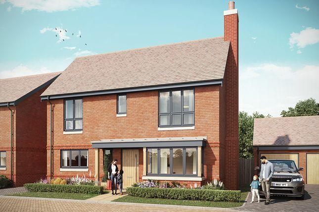 Thumbnail Detached house for sale in Parish Lane, Pease Pottage