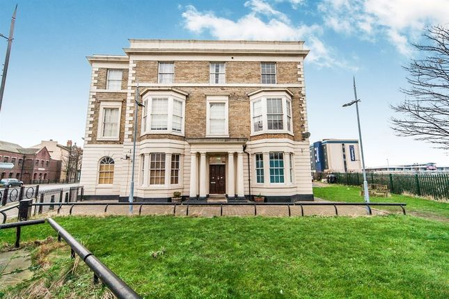 1 bed flat for sale in Church Street, Hartlepool TS24