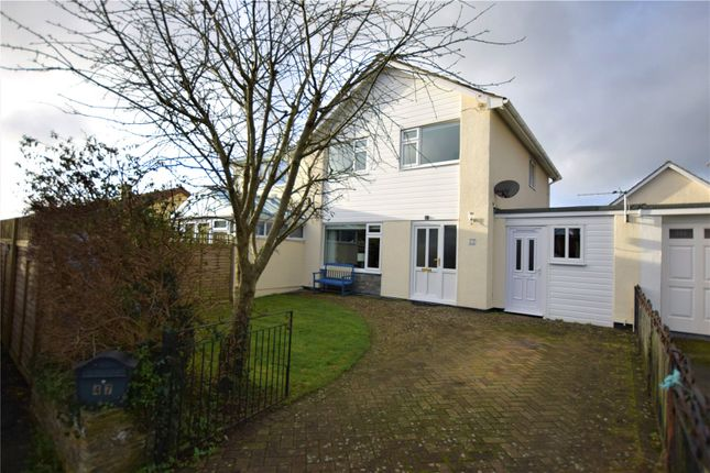 Thumbnail Semi-detached house for sale in Rose Meadows, Goonhavern, Truro