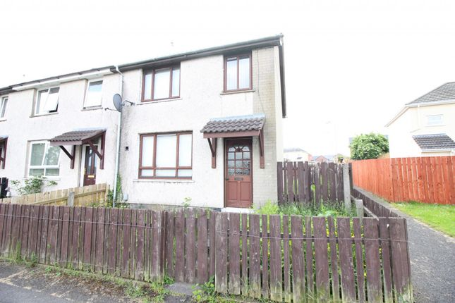 Thumbnail End terrace house for sale in Laburnum Way, Belfast