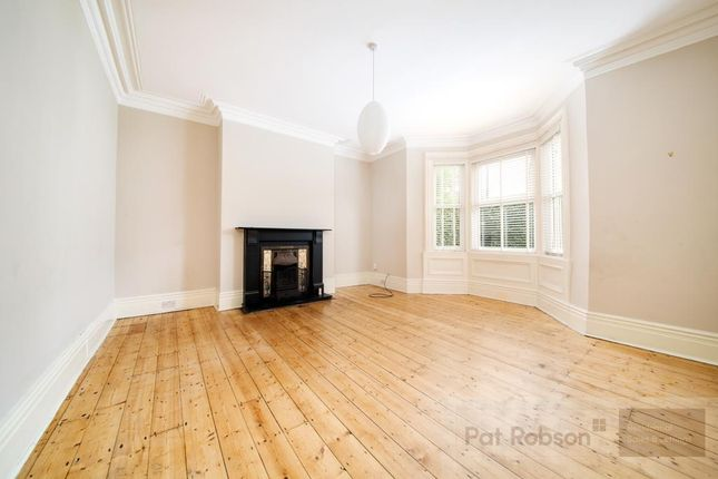 Thumbnail Terraced house to rent in Linden Road, Gosforth, Newcastle Upon Tyne