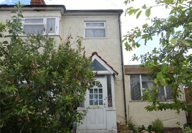 Thumbnail Semi-detached house for sale in Harewood Road, Isleworth, Middlesex