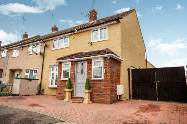 Thumbnail End terrace house for sale in Walton Court, Laindon, Basildon