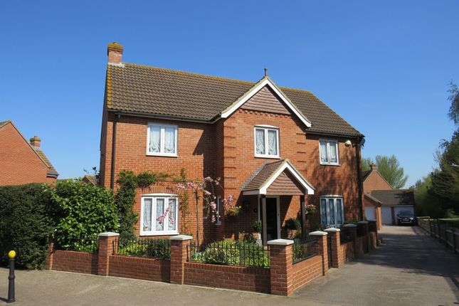 Thumbnail Detached house for sale in Maylam Gardens, Sittingbourne