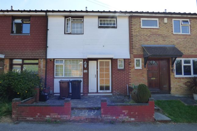 Thumbnail Terraced house for sale in Byron Avenue, Elstree, Borehamwood