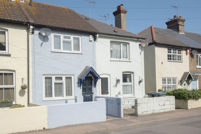 Thumbnail Terraced house for sale in Telegraph Road, Deal