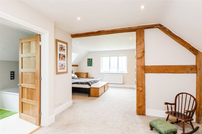 Master Bedroom of Cold Harbour, Goring Heath, Oxfordshire RG8