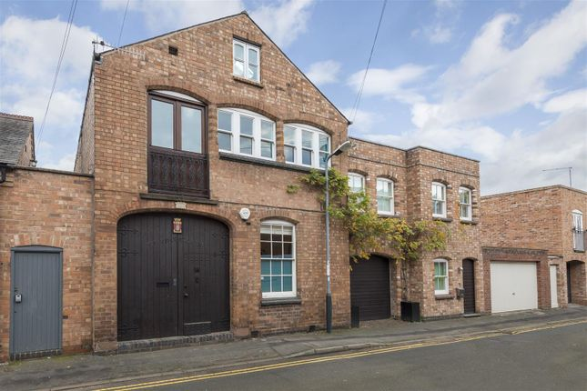 Thumbnail Flat for sale in Morton Street, Leamington Spa