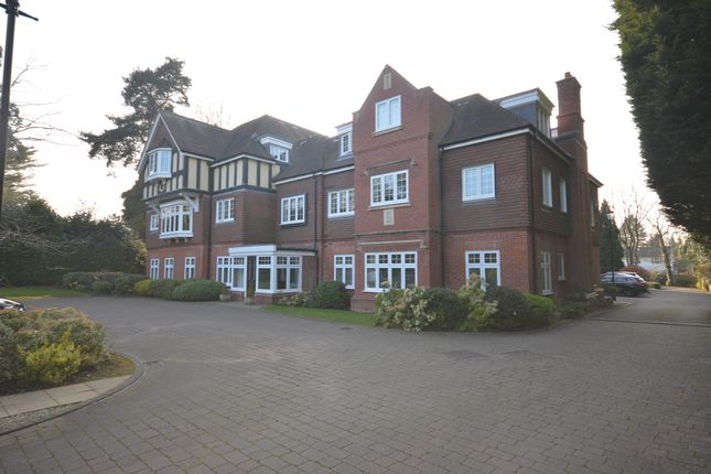 Thumbnail Flat to rent in The Manor, St Bernards Road, Solihull
