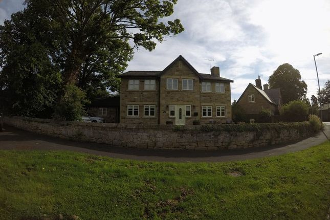 Thumbnail Detached house for sale in Alnwick Road, Lesbury Village, Alnwick
