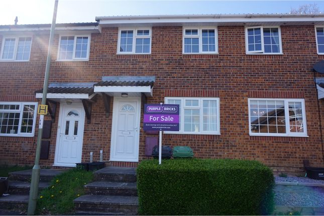Thumbnail Terraced house for sale in Stirling Crescent, Hedge End