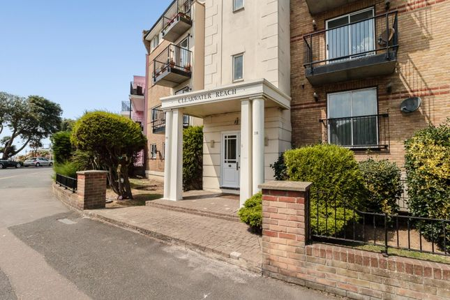 Thumbnail Flat for sale in Clearwater Reach, Clacton-On-Sea, Essex