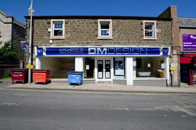 Thumbnail Commercial property for sale in Whytescauseway, Kirkcaldy, Fife