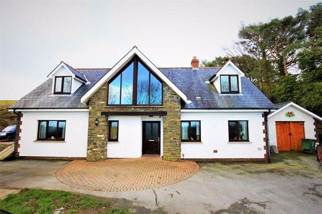 Thumbnail Farm for sale in Capel Seion, Aberystwyth