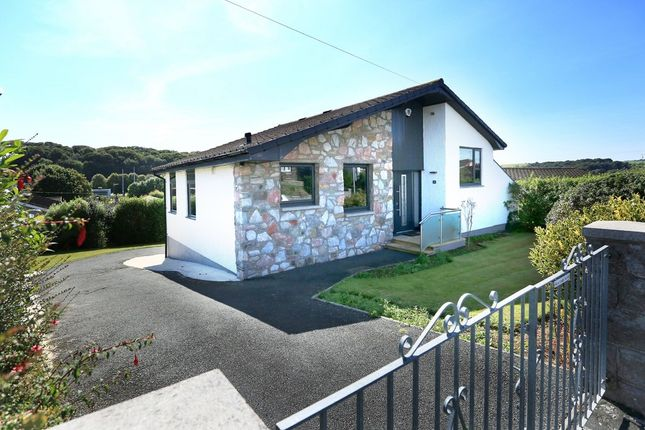 Thumbnail Detached house for sale in Douglas Drive, Plymstock, Plymouth