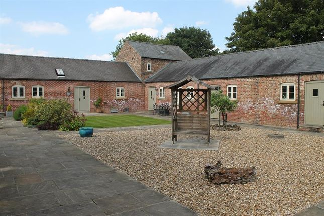 Thumbnail Barn conversion for sale in Castle Cottages, Sheriff Hutton, York