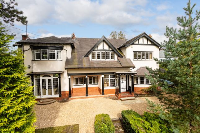 Thumbnail Detached house for sale in Bankhall Lane, Hale, Altrincham