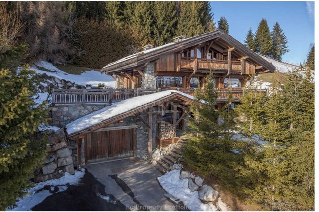 Thumbnail Chalet for sale in Jaillet, Megeve, French Alps, France