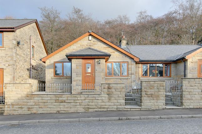 Thumbnail Terraced bungalow to rent in Rochdale Road, Bacup, Rossendale