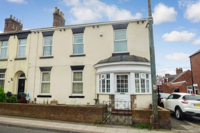 Thumbnail Terraced house for sale in Railway Terrace, South Hylton, Sunderland