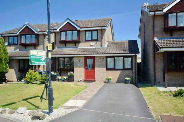 Thumbnail Detached house for sale in Sherbourne Road, Accrington