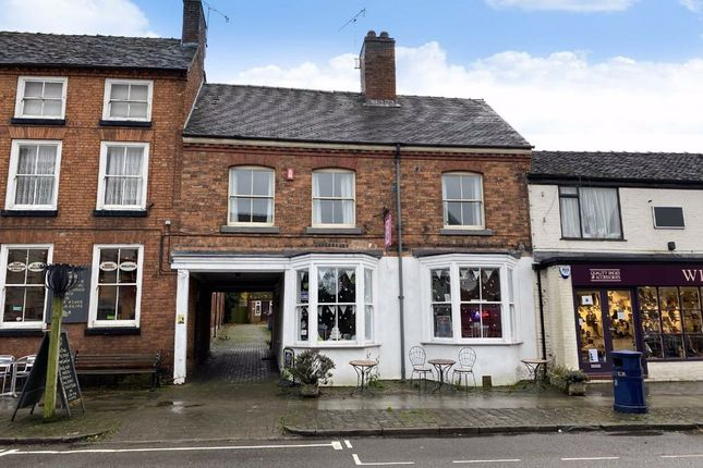 Thumbnail Commercial property for sale in High Street, Stafford, Staffordshire