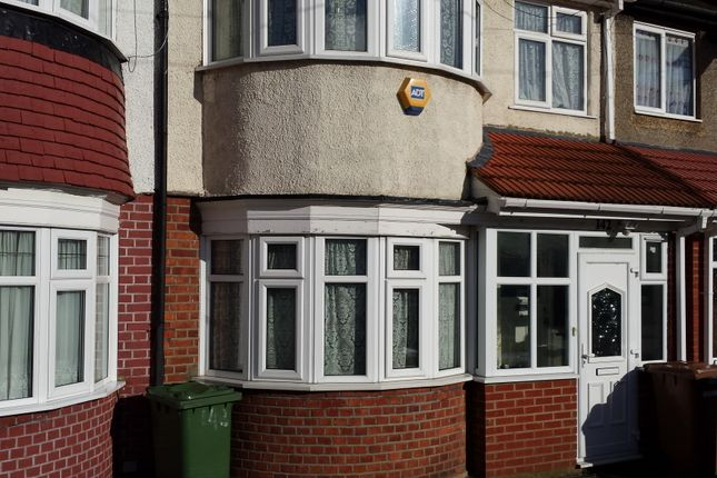 3 bed terraced house to rent in Kings Road, South Harrow, Harrow