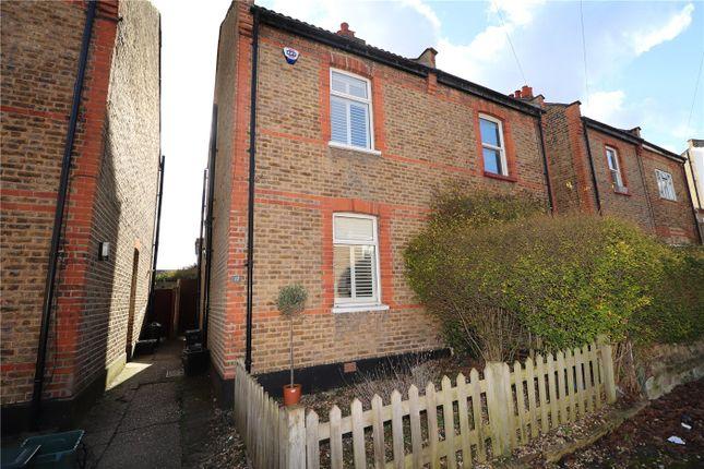 Thumbnail Semi-detached house for sale in Blandford Avenue, Beckenham