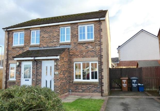 Thumbnail Semi-detached house for sale in Eagles Way, Moresby Parks, Whitehaven