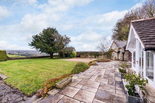 Front Garden of Loves Hill, Timsbury, Bath BA2