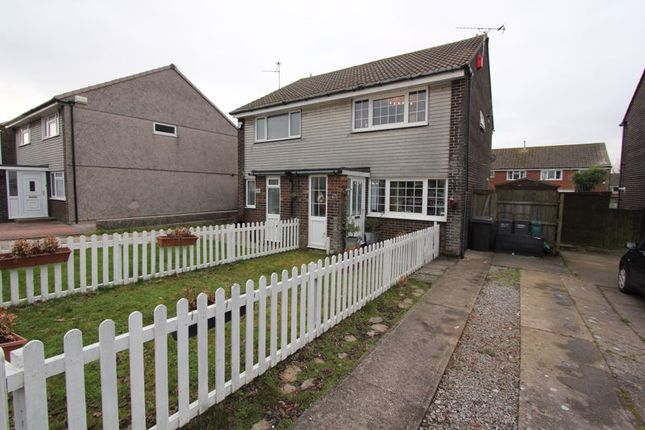 Front Elevation of Smeaton Close, Rhoose, Barry CF62