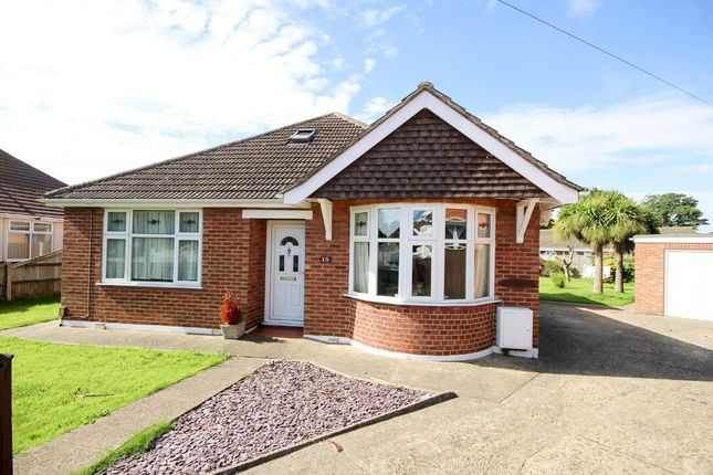 Thumbnail Detached bungalow for sale in Grange Road, Caister-On-Sea, Great Yarmouth
