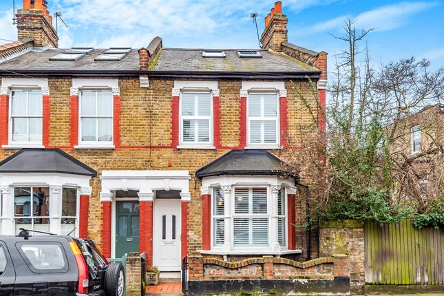 Thumbnail Terraced house for sale in Lismore Road, London