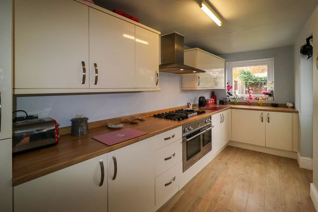 Kitchen of Oregon Avenue, Blackpool FY3