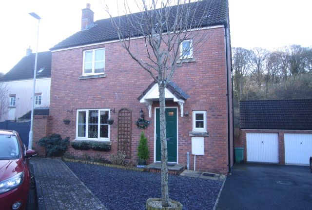 3 bed detached house to rent in Badger View, Plymstock, Plymouth