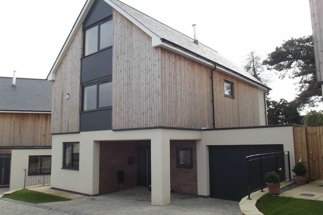 Thumbnail Detached house for sale in Llangrove, Ross On Wye, Herefordshire