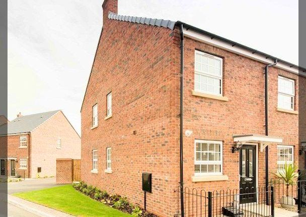 Thumbnail End terrace house to rent in Tanners Row, Flemingate, Beverley