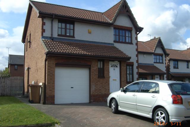 Thumbnail Detached house to rent in Guardwell Crescent, Liberton, Edinburgh