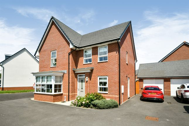 Detached house for sale in Gilhespy Way, Westbury