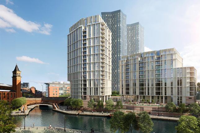 3 bed flat for sale in Castle Wharf, Castlefield, Manchester M15