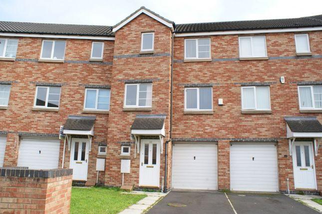Thumbnail Terraced house to rent in Bridges View, Gateshead NE8, Gateshead,